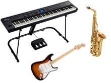 楽器、音響機器
